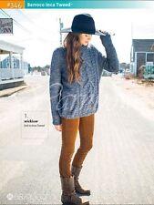 Berroco ::Booklet #346:: Inca Tweed yarn 8 desings and accessories