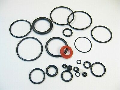Fox DHX2 coil shock 2016-2020 Seal kit service upgraded /& improved