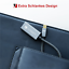 IVANKY-0-2m-Thunderbolt-Mini-Display-Port-zu-HDMI-Kabel-Adapter-auf-MacBook-Air Indexbild 3