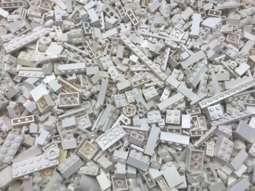 great for building! plates 100 Lego White Pieces Lot specialty parts bricks