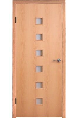 """CAPELLA"" - MILANO WALNUT MODERN INTERIOR DOOR on SALE"