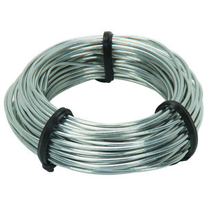 Baling wire 4 rolls 25 ft each mechanics wire craft wire 20 ga 100 ...
