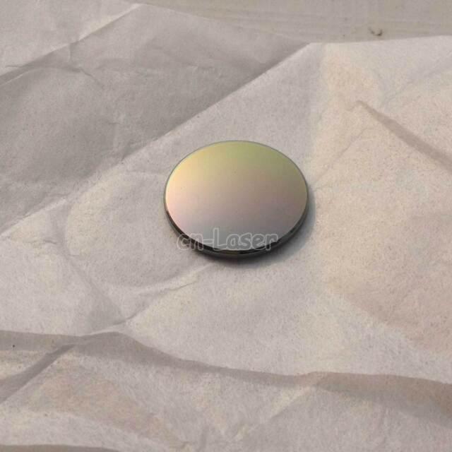 "GaAs Focal Lens for 10.6um Co2 Laser Engraver Cutting Machine 20mm x 25.4mm 1"""