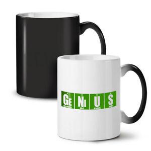 Genius In Chemistry NEW Colour Changing Tea Coffee Mug 11 oz | Wellcoda
