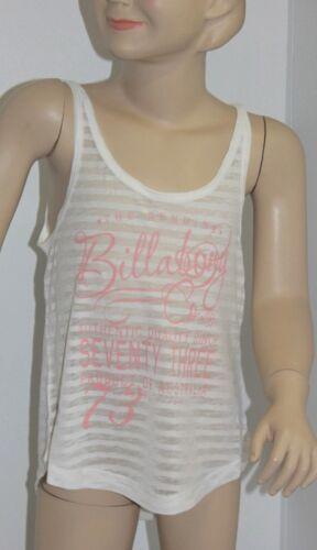Size 8-12 RRP $29.99 T-Shirt NWT Girl/'s Billabong Fancy Me Tank Singlet