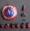 Marvel-Universe-Variant-Play-Arts-Kai-Captain-America-Collection-Action-Figures thumbnail 9