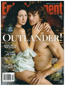 March-2016-Entertainment-Weekly-Outlander-Caitriona-Balfe-Sam-Heughan-Cover