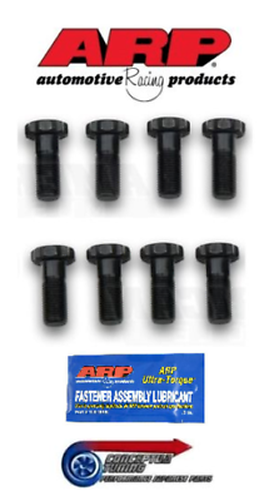 Set 8 Uprated ARP Pro Series Flywheel Bolts - Fit- S14a 200SX SR20DET Kouki
