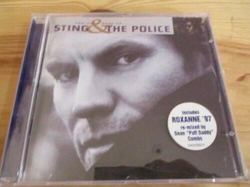 1 of 1 - The Very Best of Sting & the Police [1998] by Sting (Gordon Matthew Thomas Sumne