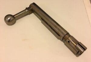 Swedish Mauser Bent Handle Rifle Bolt Body NEW M96 M38 M94 6.5x55 Swedish