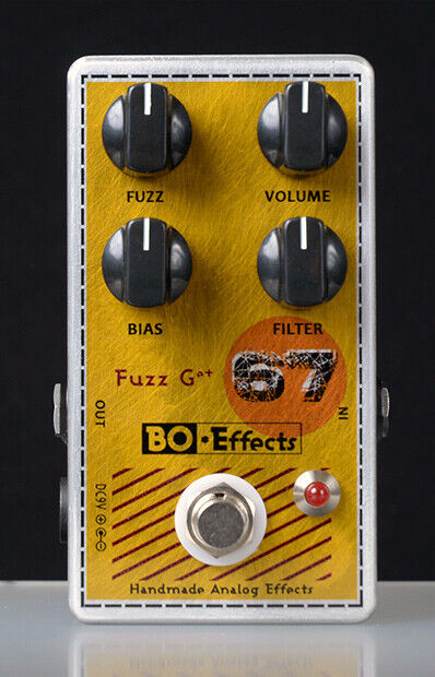 Fuzz  GE+ 67 BOEffects  Fuzz face Like