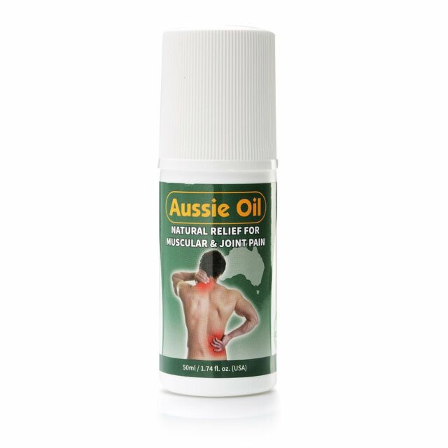 Natural pain relief arthritis muscle aches pains Aussie Oil Painaway Elmore Oil