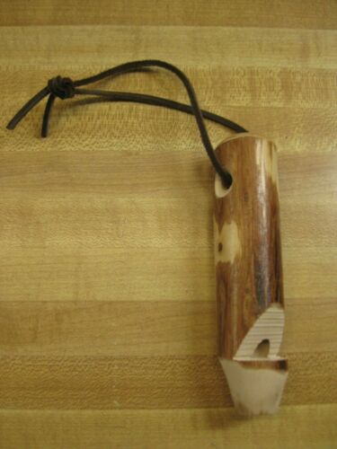 Sassafras Wood Whistle Weird Things Whistles