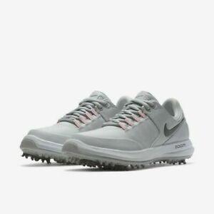 Damen-Nike-Air-Zoom-genaue-UK-4-5-amp-8-5-grau-weiss-hellrosa-909734-002