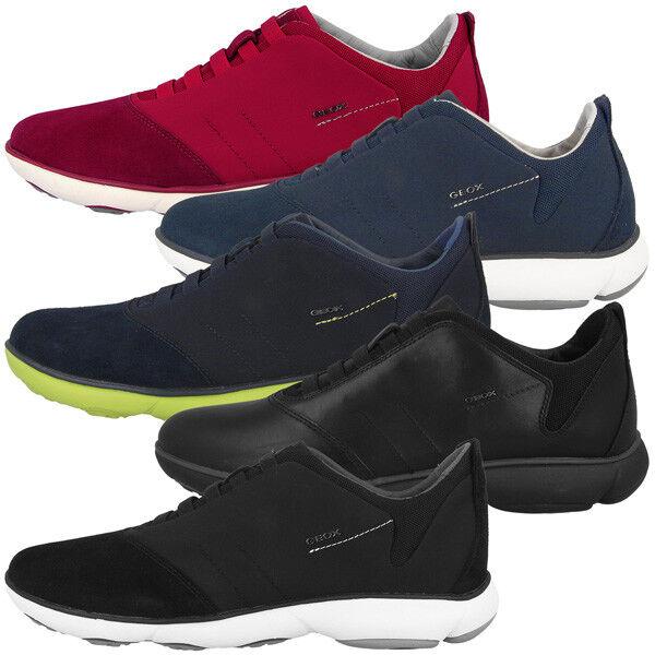 Geox u Nebula B zapatos calcetines cortos Men casual ocio zapato bajo u52d7b0