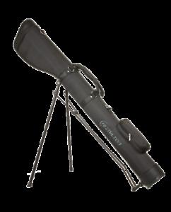 "Fusil Glissement 50/"" Hamilton Shotgun Case Midnight Black Shooting Stand poche pistolet"