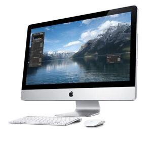 1 Tb Hdd Maus Wie Neu! Modell 2010 Intel I3 Tastatur Apple Imac 27