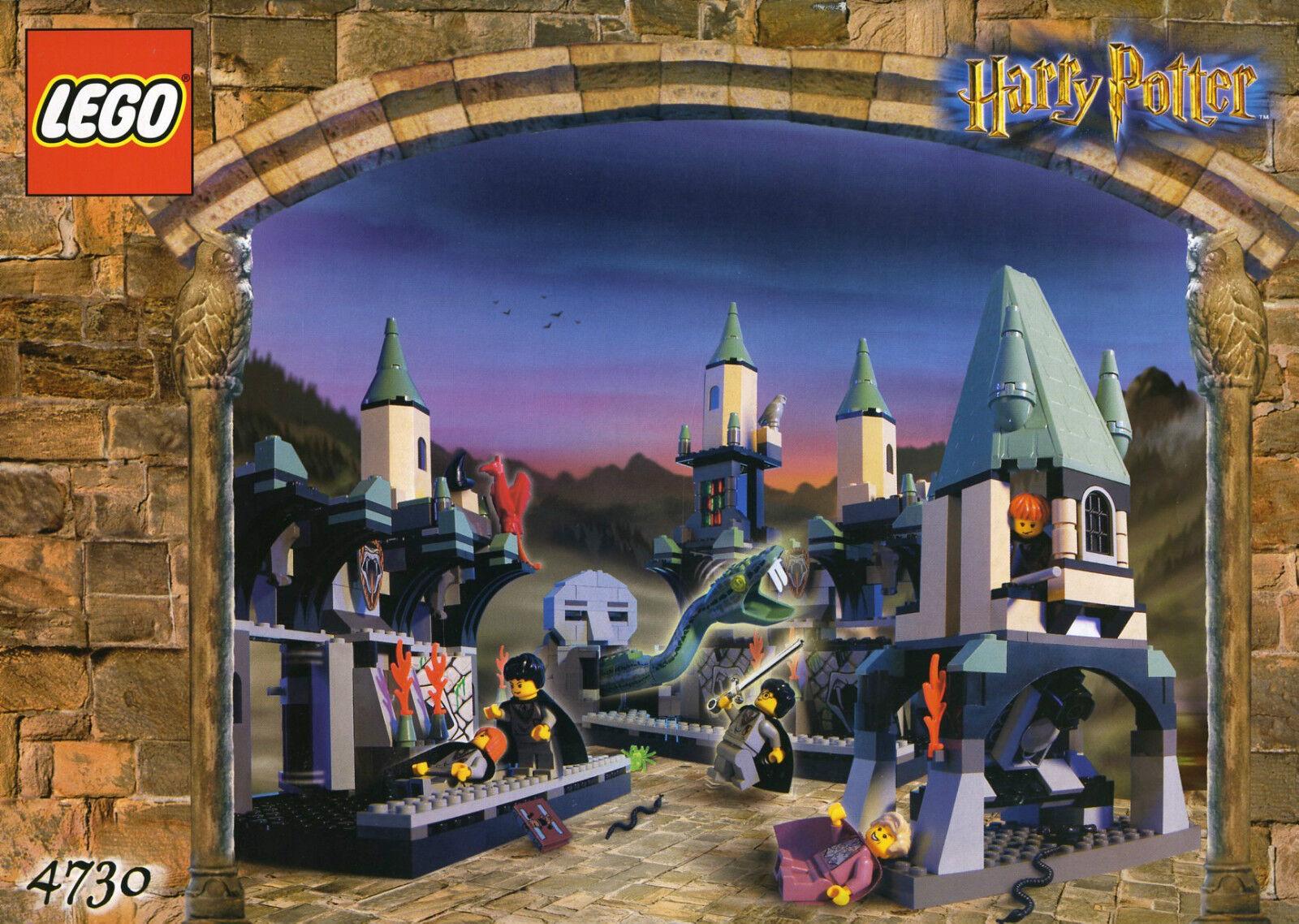 grande sconto LEGO 4730 - HARRY POTTER - - - The Chamber of Secrets - 2002 - NO scatola  qualità autentica
