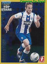 330 BELLUSCHI ARGENTINA FC.PORTO GENOA.CFC TOP STAR STICKER FUTEBOL 2012 PANINI