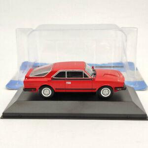 1-43-IXO-Ika-Renault-Torino-Lutteral-Comahue-SST-1978-Red-Diecast-modelos-limitados