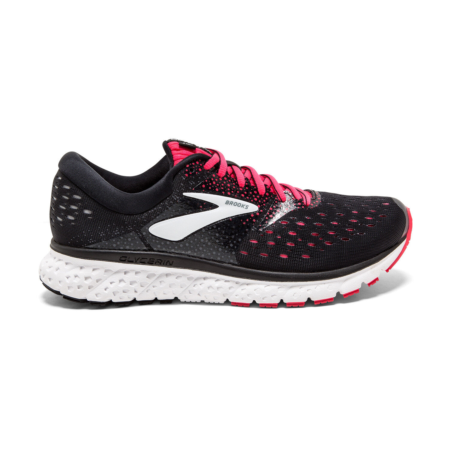 Authentic Brooks Glycerin 16 16 16 Womens Neutral Running shoes (B) (070) 37b260