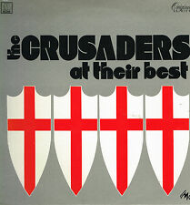 """LP 12"""" 30cms: the Crusaders: at their best. motown. F2"""