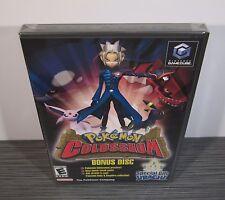 Pokemon Colosseum Bonus Disc (GameCube) RARE. BRAND NEW!