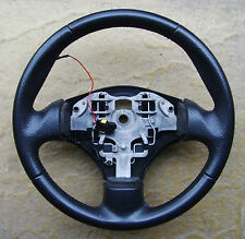 Peugeot 206-Negro 3 habló Volante De Cuero