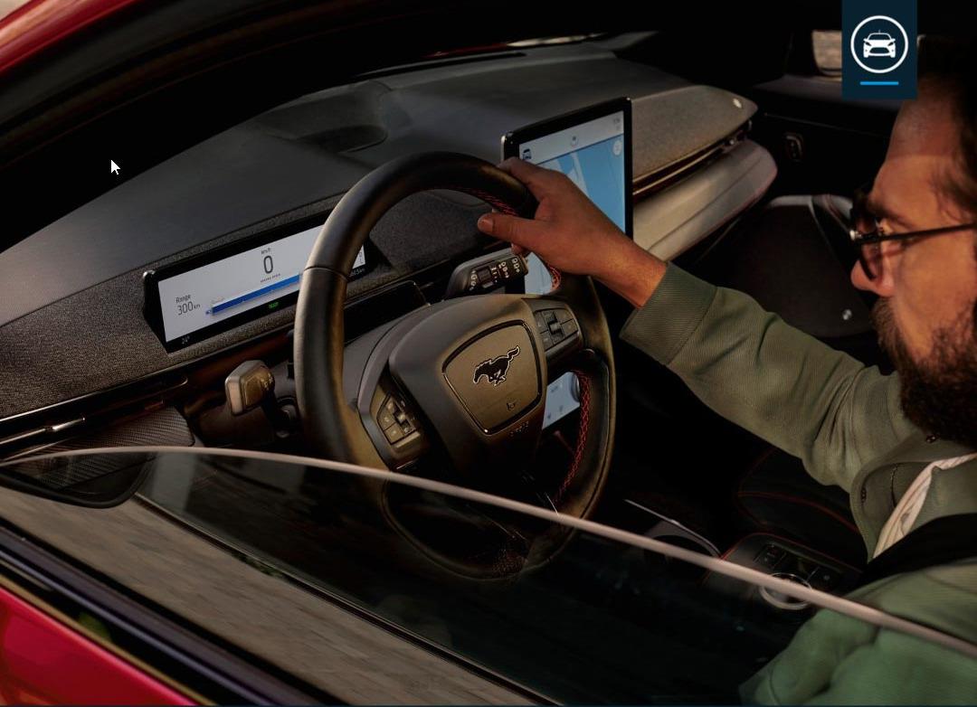 Ford Mustang Mach-E  Extended Range - billede 9