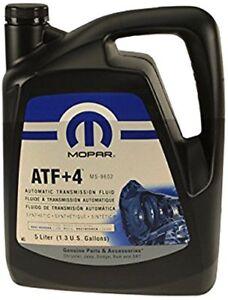mopar 68218058ac atf 4 automatic transmission fluid 1 3. Black Bedroom Furniture Sets. Home Design Ideas