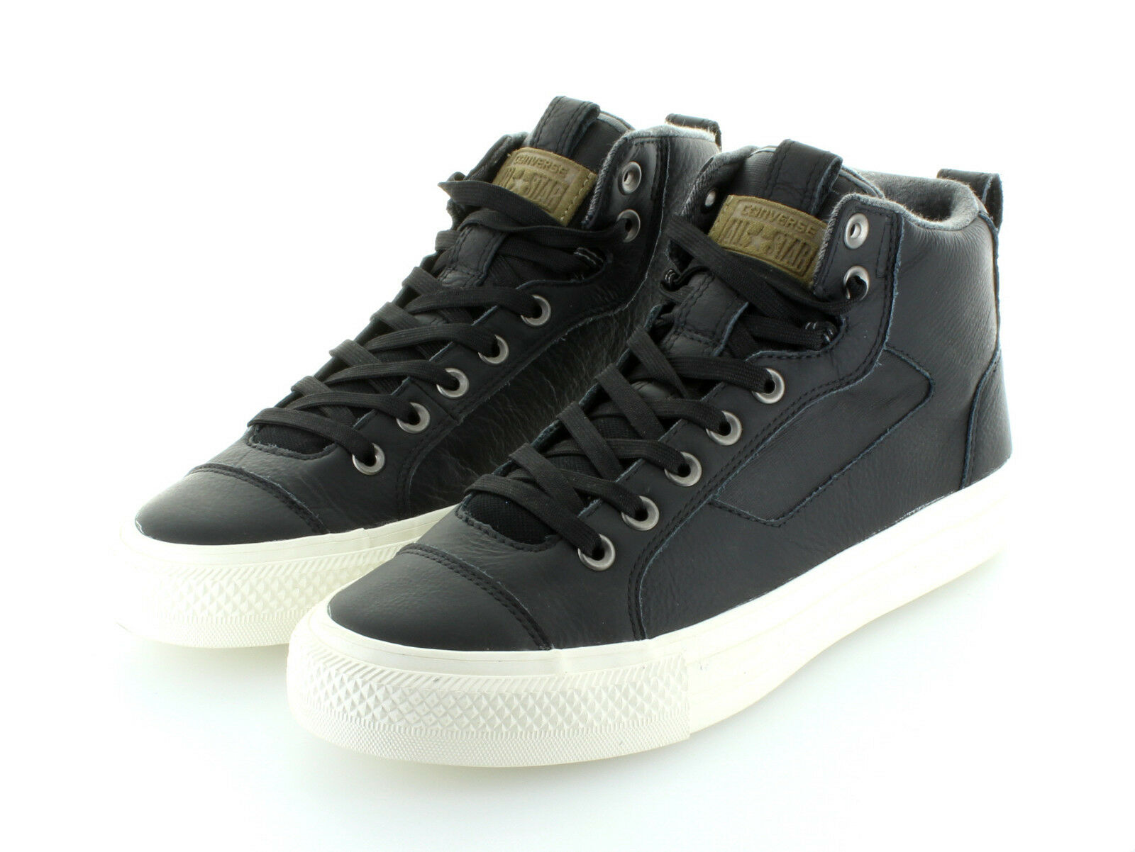Converse Chuck Taylor All Star Mid High Leather Black 42,5 / 43 US 9