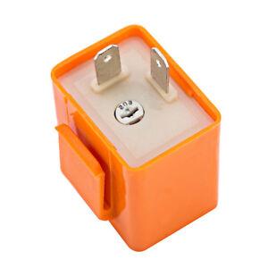 Relais-centrale-clignotant-LED-moto-scooter-quad-12V-reglable-anti-erreur-G