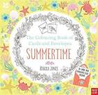 The National Trust: The Colouring Book of Cards and Envelopes - Summertime by Nosy Crow Ltd (Paperback, 2016)