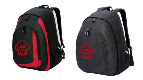 RUCKSACK bag BACKPACK Inkling Squid Splatoon Switch Game Inspired