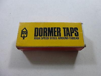 3 NEW NOS Dormer Taps Hss Ground Thread M7 x .5    4 Flute (WR.8.B.H.5a)