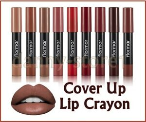 Flormar Color Up Lip Crayon Great Coverage Long Lasting Ebay