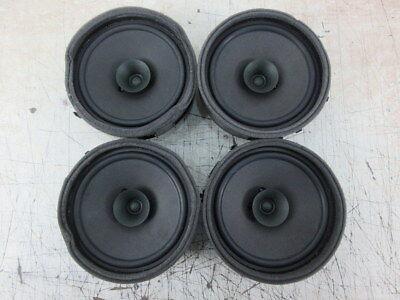 2013 Mitsubishi Asx 2 1.6 Front / Hintertür Lautsprecher (4 Stück Produkte Werden Ohne EinschräNkungen Verkauft