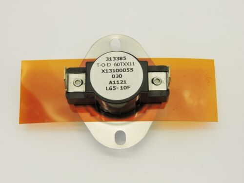 OEM Thermal Limit Switch 60TX11 Thermo O Disc 313385 L65-10F CNT01405 NEW