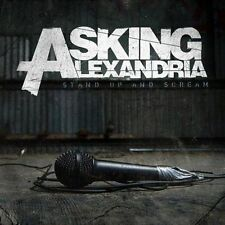 ASKING ALEXANDRIA CD - STAND UP AND SCREAM (2009) - NEW UNOPENED - ROCK METAL
