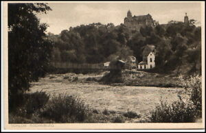 ROCHSBURG Sachsen Zwickauer Mulde AK um 1930/40 Kunstverlag Marie Bertling