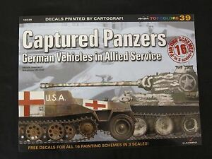 Kagero-Book-Captured-Panzers-German-Vehicles-in-Allied-Service-Decals-Profil