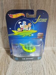 Hot-Wheels-pequena-escala-BDT78-capsula-coche-el-los-supersonicos