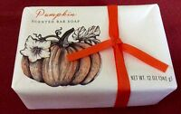 Cst 12 Oz Pumpkin Scented Bath Bar Soap Made In Usa Gift Quality