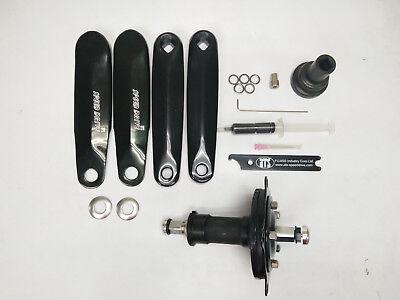 Heel kick shift 2 Speed ATS Speed Drive Gearbox CarryMe Upgrade Kit
