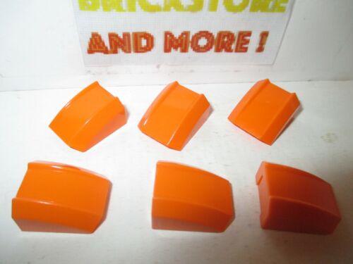 Choose Quantity 1x 2x 4x 8x Lego Slope Pente Curved 2x2 30602 Orange