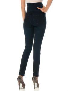 Petite Denim Maternity Motherhood Large Blue Fade X Jeans To Medium nYHwZHdq