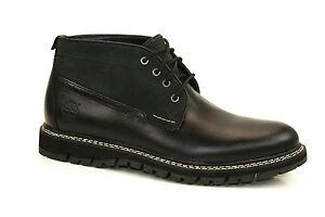 Dettagli su Timberland Britton Hill Chukka Boots Impermeabili Scarpe con Lacci Uomo A1245