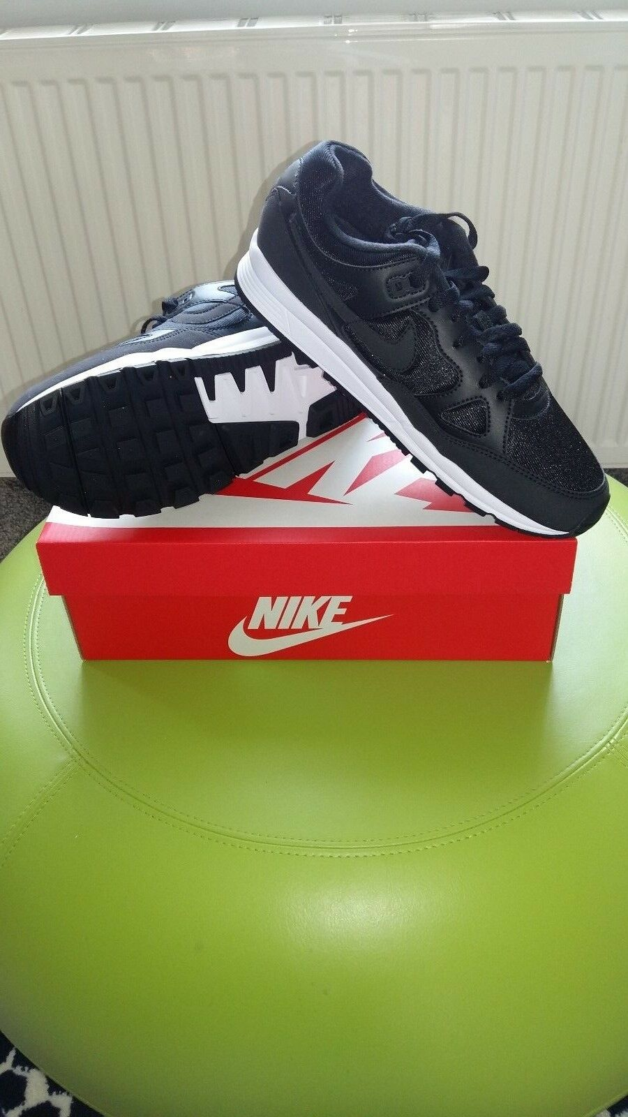 Nike Air Span 2 ... Retro sports trainers size 8 uk  eur-42.5