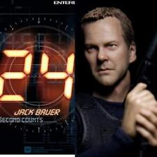 24 HOURS JACK BAUER CTU AGENT ENTERBAY 1/6 REAL MASTERPIECE FIGURE SA AQ2281