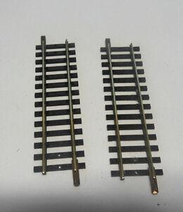 F5-2-rails-petits-droits-100-mm-FLEISCHMANN-1700-2-train-electrique-HO